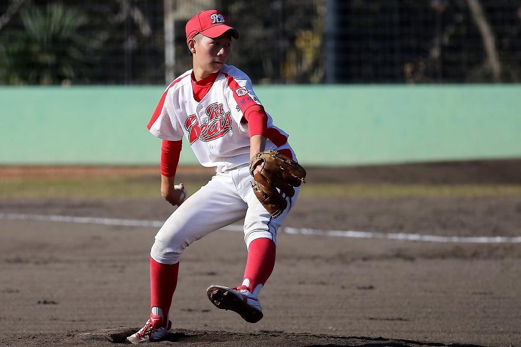 第1回日本少年野球マツダボール旗争奪3年生大会 東山ボーイズ_a0170082_983932.jpg