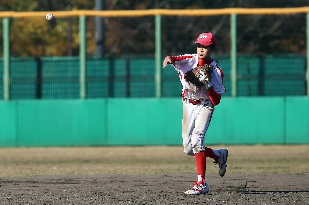 第1回日本少年野球マツダボール旗争奪3年生大会 東山ボーイズ_a0170082_98833.jpg