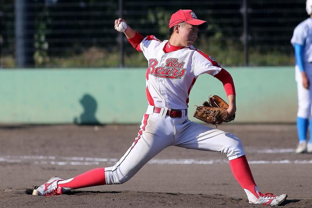 第1回日本少年野球マツダボール旗争奪3年生大会 東山ボーイズ_a0170082_99311.jpg