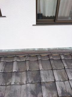 練馬区の北町で、雨漏り修理工事_c0223192_23445814.jpg