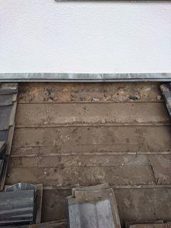 練馬区の北町で、雨漏り修理工事_c0223192_23450390.jpg