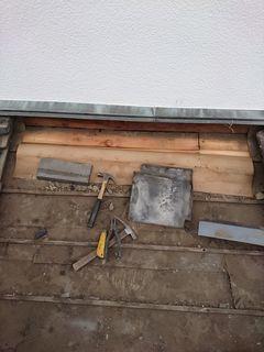 練馬区の北町で、雨漏り修理工事_c0223192_23450885.jpg