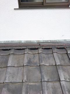 練馬区の北町で、雨漏り修理工事_c0223192_23452714.jpg