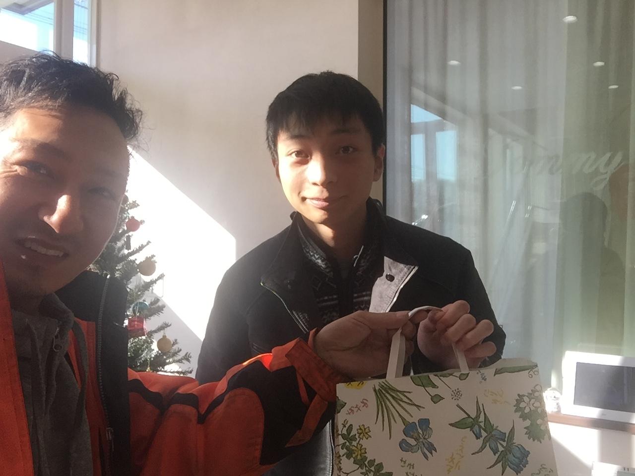 11月29日 火曜日の本店オールスターブログ(*˘︶˘*) 1ナンバー構造変更もお任せください♫TOMMY_b0127002_17372766.jpg