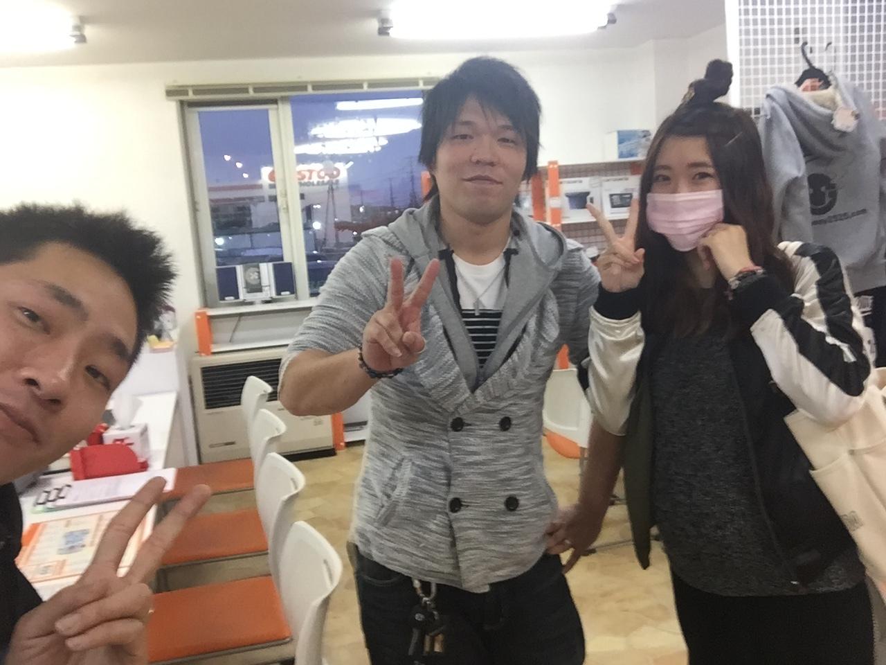 11月29日(火)☆TOMMYアウトレット☆あゆみブログ♪ローンサポートならTOMMYへご相談ください(*´∀`)_b0127002_17404332.jpg