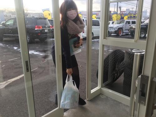11月29日 火曜日の本店オールスターブログ(*˘︶˘*) 1ナンバー構造変更もお任せください♫TOMMY_b0127002_18525716.jpg