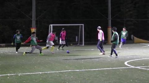 UNO 11/28(月) at UNOフットボールファーム_a0059812_14553884.jpg