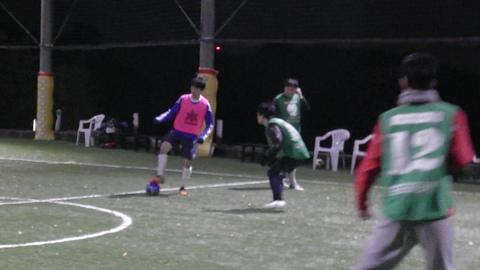 UNO 11/28(月) at UNOフットボールファーム_a0059812_14555023.jpg