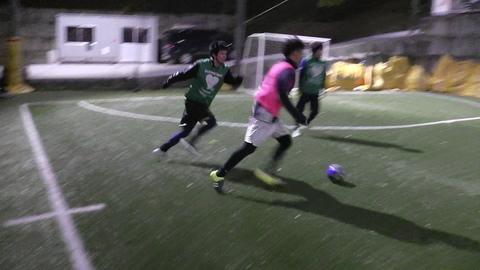 UNO 11/28(月) at UNOフットボールファーム_a0059812_15104446.jpg