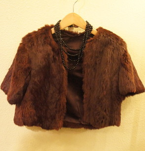 Real fur cape, stole..._f0144612_13074625.jpg
