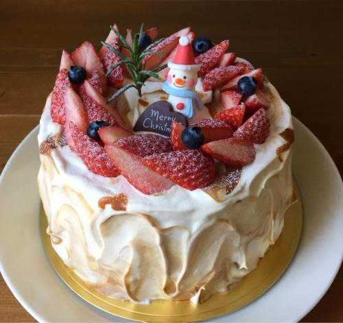 クリスマスケーキ2016_c0312413_22194690.jpg