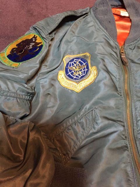 アメリカ仕入れ情報#6 60s&70s  U.S.A.F  L-2B  Jacket!_c0144020_221785.jpg