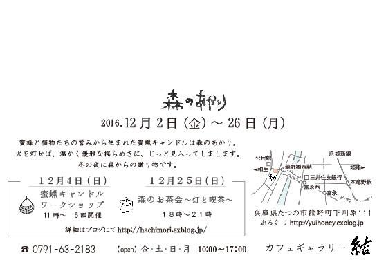 森のあかり展 2016_b0237338_16254505.jpg
