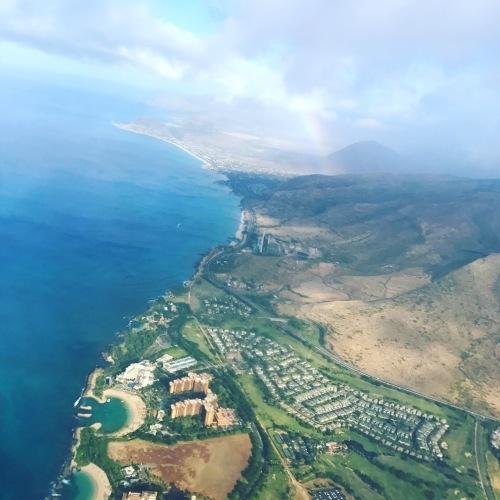 ハワイ旅   2016.nov ① コリアンエアー_b0228252_02023918.jpg