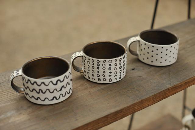 「コーヒーカップダイアリーズ」出展者のご紹介 阿部有希さん。_e0060555_15151490.jpg