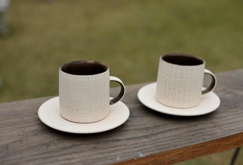 「コーヒーカップダイアリーズ」出展者のご紹介 阿部有希さん。_e0060555_15160544.jpg