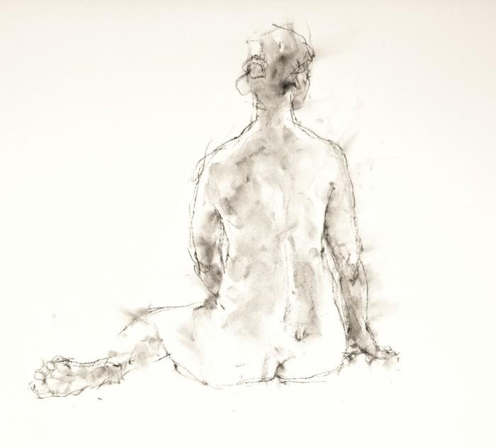 《 裸婦素描 》_f0159856_10173424.jpg