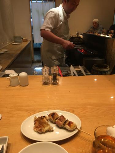札幌⭐️焼き鳥とワインのお店 shiro_c0151965_18064104.jpg