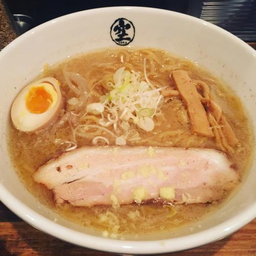 札幌ラーメン⭐️空_c0151965_18275883.jpg
