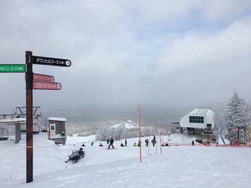 札幌国際スキー場 2日目_c0151965_18344760.jpg