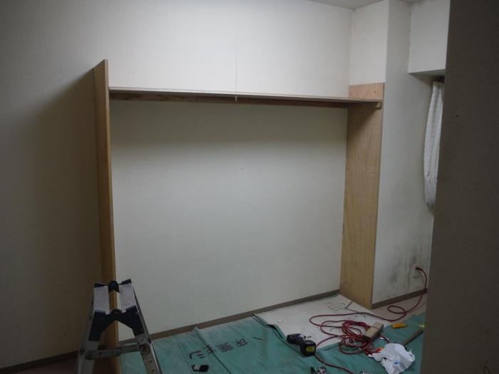 中古マンションリフォーム ~ 洋室1_d0165368_3114382.jpg