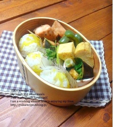 11.29 火曜日鮭弁当・鮭の西京焼き_e0274872_00204863.jpg