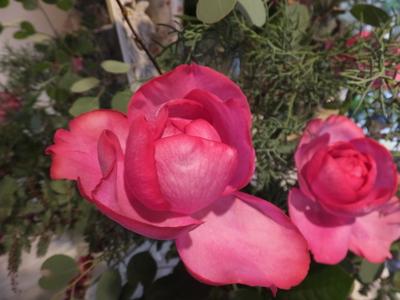 オークリーフ花の教室(山田さんの作品)_f0049672_18224582.jpg