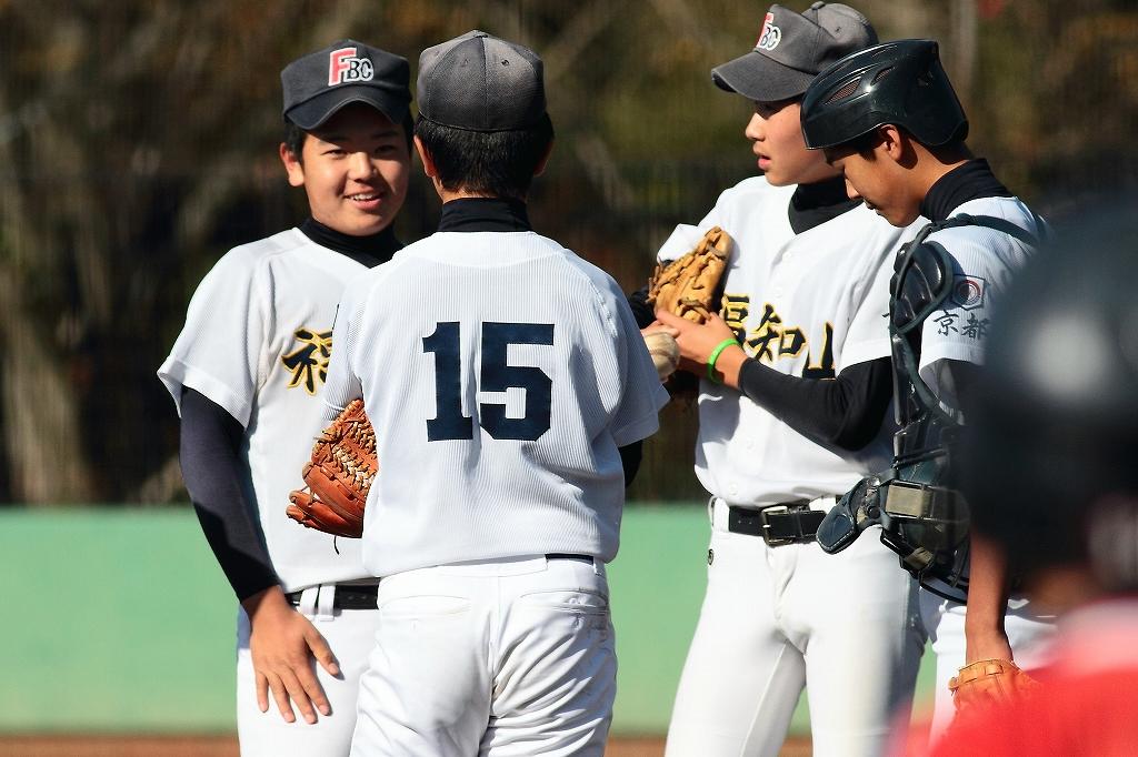 第1回日本少年野球マツダボール旗争奪3年生大会 vs二条.京丹後ボーイズ3_a0170082_8194061.jpg