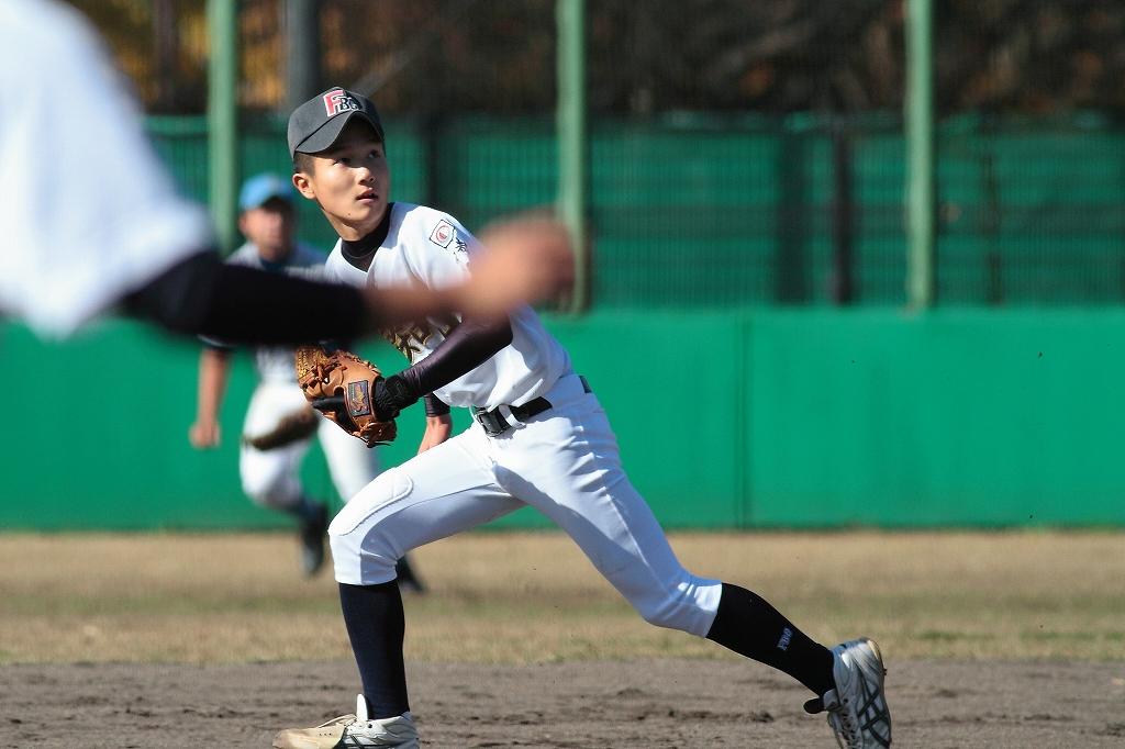 第1回日本少年野球マツダボール旗争奪3年生大会 vs二条.京丹後ボーイズ3_a0170082_8194758.jpg