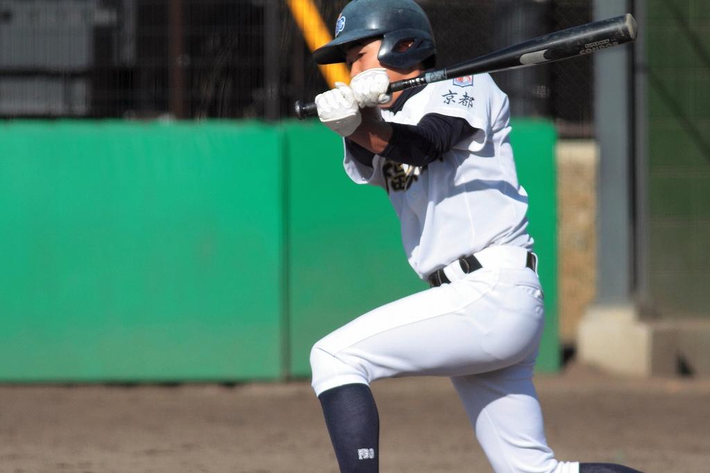 第1回日本少年野球マツダボール旗争奪3年生大会 vs二条.京丹後ボーイズ3_a0170082_8203691.jpg