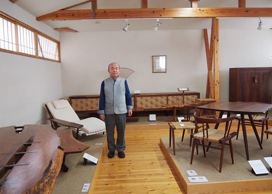 木工家具職人の巨匠・ジョージナカシマ_a0131787_13454878.jpg