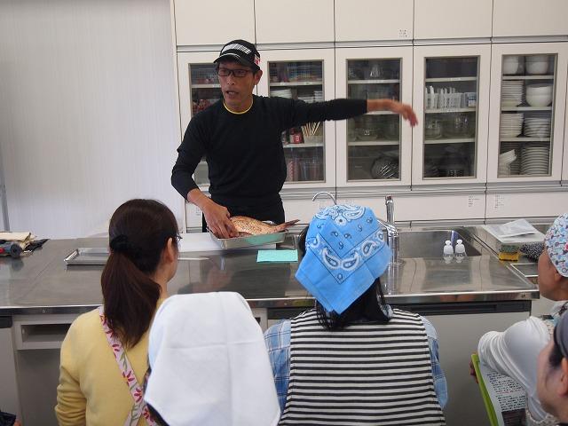 魚のさばき方 st2 基本のさばき方 鯛編_d0268290_8554341.jpg