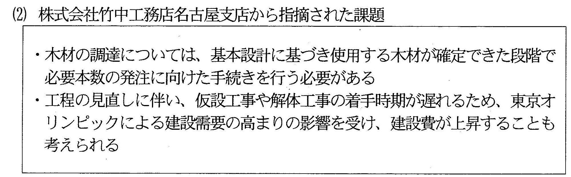 名古屋城天守閣木造化 2022年7月だと竹中工務店「建設費が上昇することも考えられる」と認める_d0011701_1724788.jpg