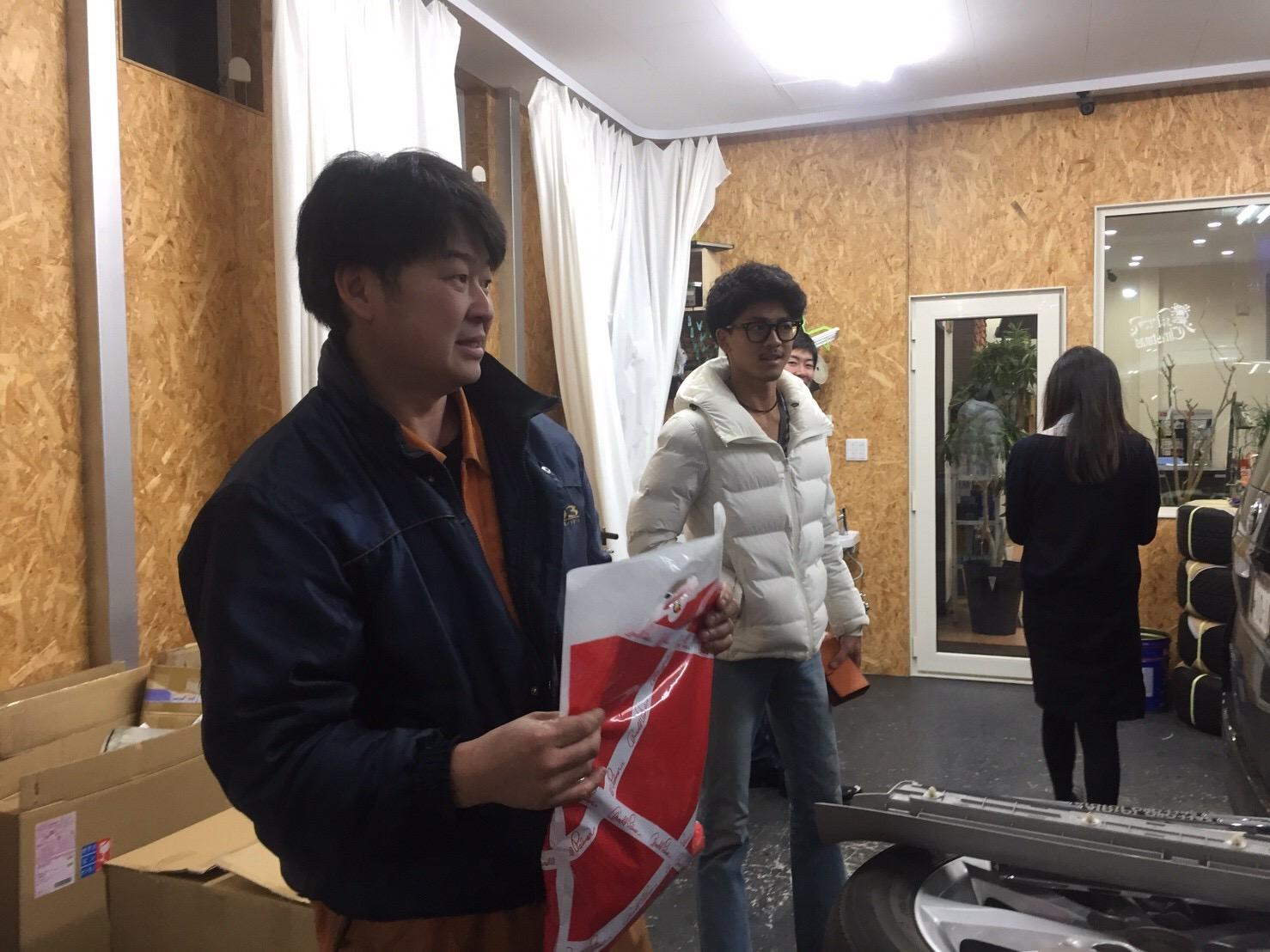 11月30日水曜日のひとログ(。・ω・。) 植東さん卒業!!!今までありがとうございました!_b0127002_17234479.jpg
