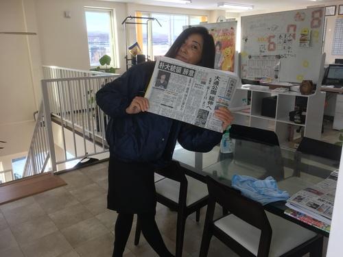 11月30日水曜日のひとログ(。・ω・。) 植東さん卒業!!!今までありがとうございました!_b0127002_17451358.jpg
