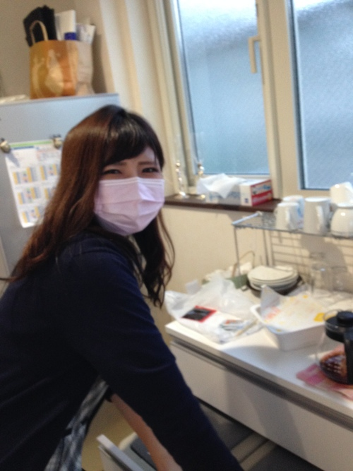 11月30日水曜日のひとログ(。・ω・。) 植東さん卒業!!!今までありがとうございました!_b0127002_182132.jpg