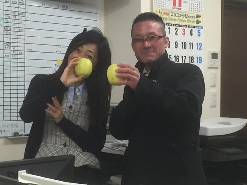11月30日水曜日のひとログ(。・ω・。) 植東さん卒業!!!今までありがとうございました!_b0127002_1854515.jpg