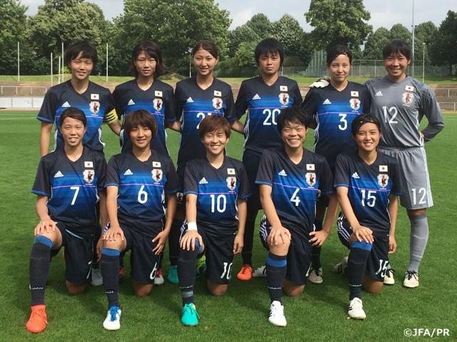 女子サッカーU20W杯準決勝:ヤングなでしこ、強豪フランスに1−2で敗戦!_a0348309_17291235.jpg