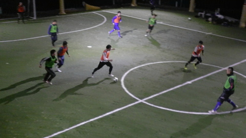 UNO 11/29(火) at UNOフットボールファーム_a0059812_17271822.jpg
