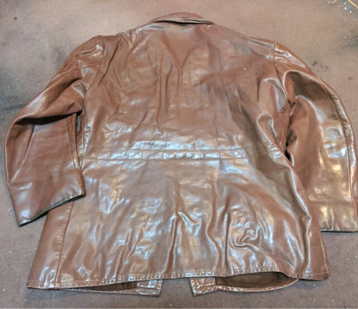 アメリカ仕入れ情報#8  40s~unknown leather JKT!_c0144020_12272255.jpg