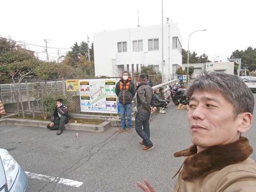 soサン号 GPZ900Rニンジャと僕のニンジャのメンテからのツーリング!(^^♪_f0174721_2058877.jpg