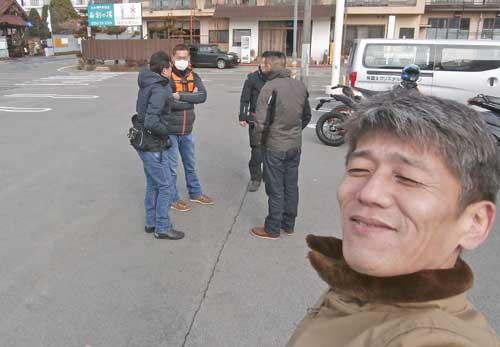 soサン号 GPZ900Rニンジャと僕のニンジャのメンテからのツーリング!(^^♪_f0174721_206696.jpg