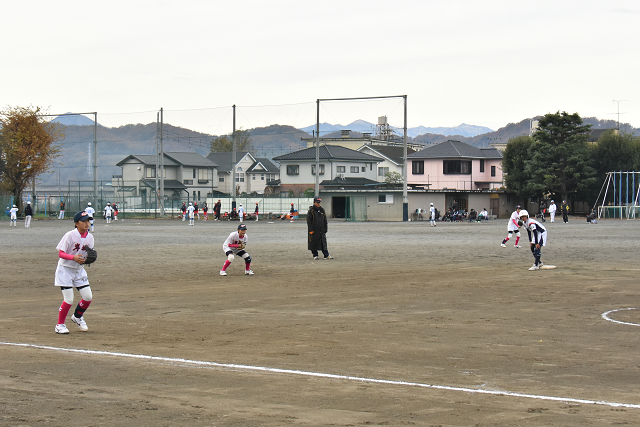 岸城VS薮塚本町_b0249247_21102688.jpg