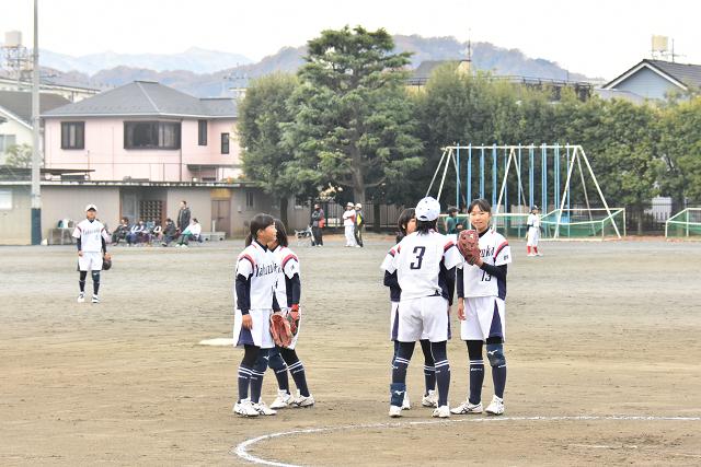 岸城VS薮塚本町_b0249247_211053100.jpg
