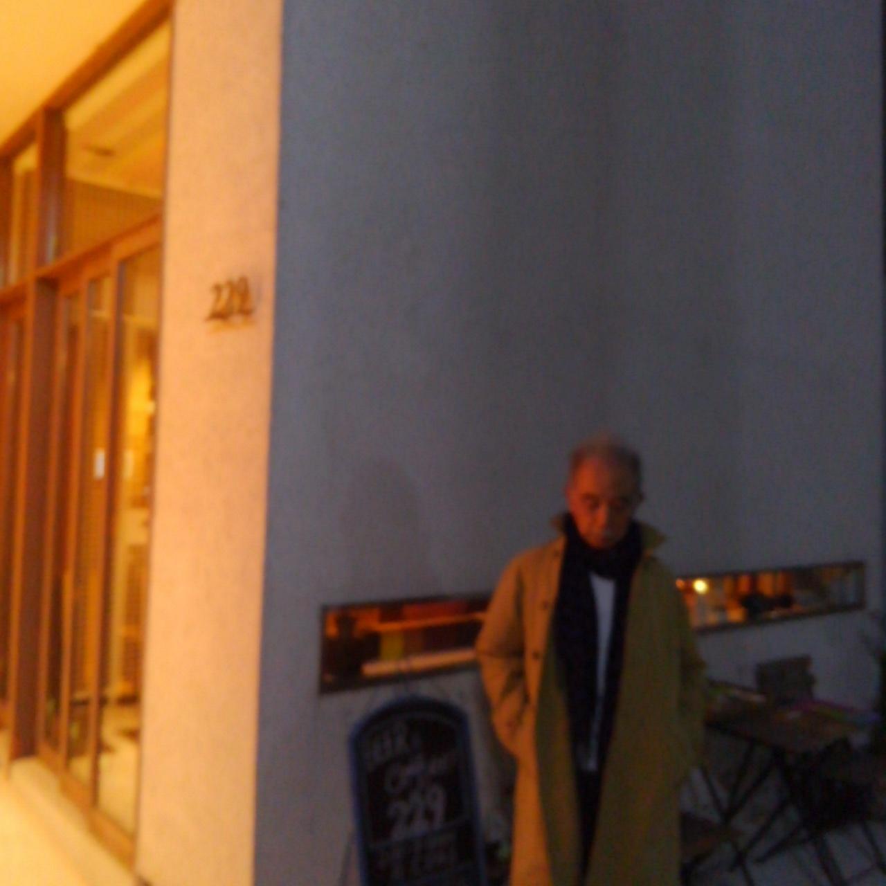 パンダの散歩~岡崎市民会館編@229cafe _b0096957_18014212.jpg