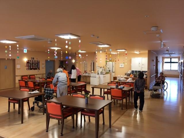長野の高齢者福祉施設を視察_c0189970_10583725.jpg