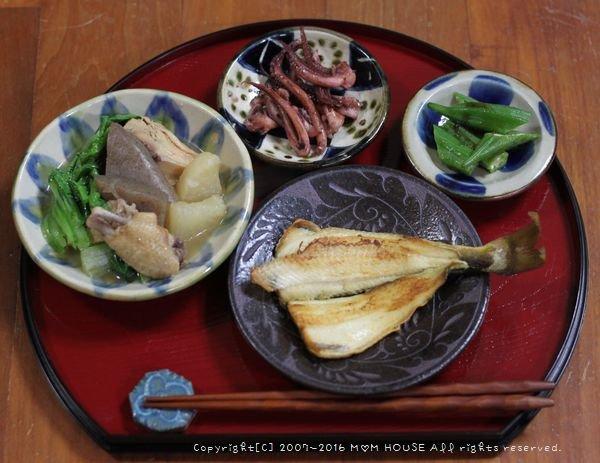 肉団子酢豚 ✿ ほっけのバター焼き御膳♪_c0139375_1135625.jpg