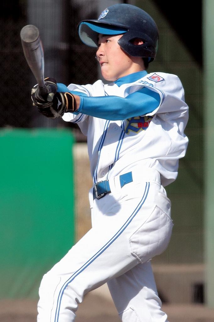 第1回日本少年野球マツダボール旗争奪3年生大会 vs二条.京丹後ボーイズ4_a0170082_20172224.jpg
