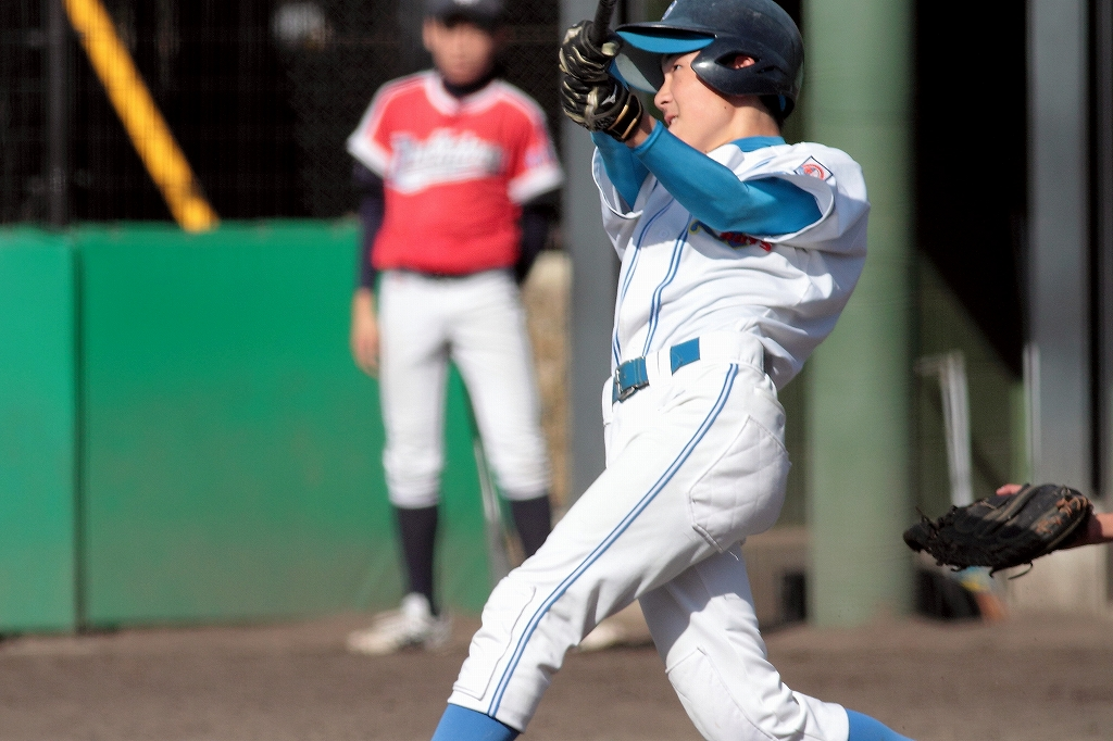 第1回日本少年野球マツダボール旗争奪3年生大会 vs二条.京丹後ボーイズ4_a0170082_20173324.jpg