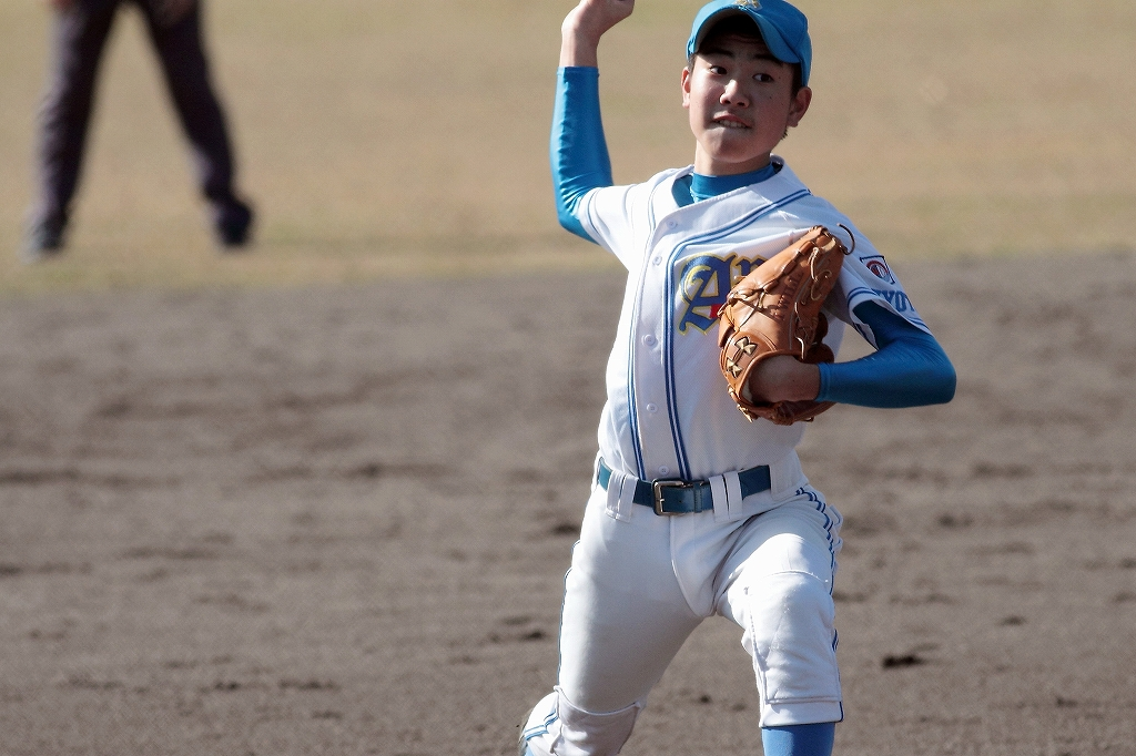 第1回日本少年野球マツダボール旗争奪3年生大会 vs二条.京丹後ボーイズ4_a0170082_2018483.jpg